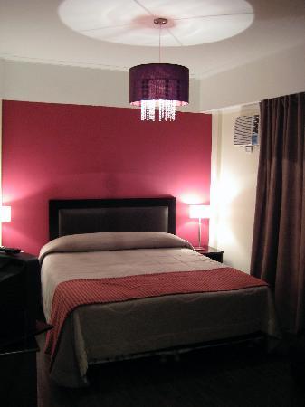 Rochester Concept: La chambre design très agréable