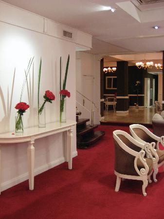 Rochester Concept: Le lobby de l'hôtel : joliment décoré