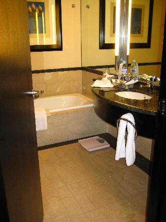 Hilton Buenos Aires: Hilton BA bathroom