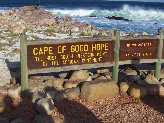 Zuid-Afrika: Cape of Good Hope, South Africa