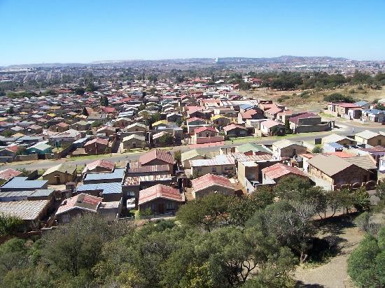 Zuid-Afrika: Soweto, South Africa