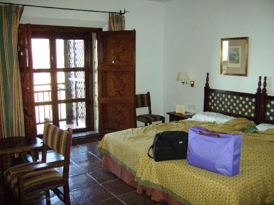 Parador de Jaén: Bedroom