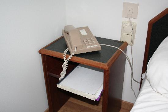 Hotel Prinse : Telephone