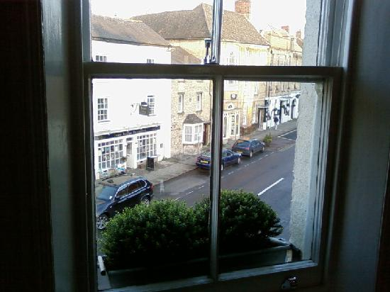 The Kings Arms Hotel and Restaurant: Room view