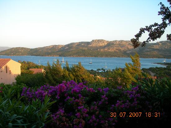 Park Hotel Cala di Lepre & Spa : il panorama