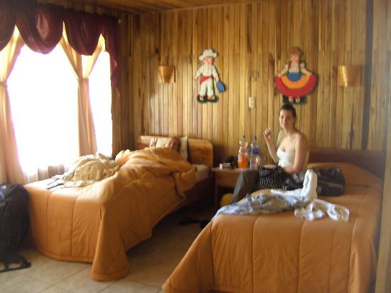 Nidia Lodge: First room
