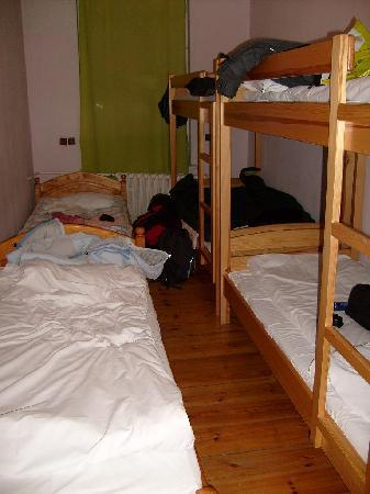 Baltic Hostel: Room for 6 persons