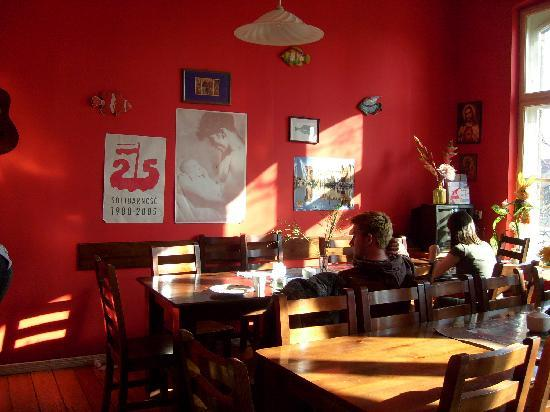 Baltic Hostel: Common room