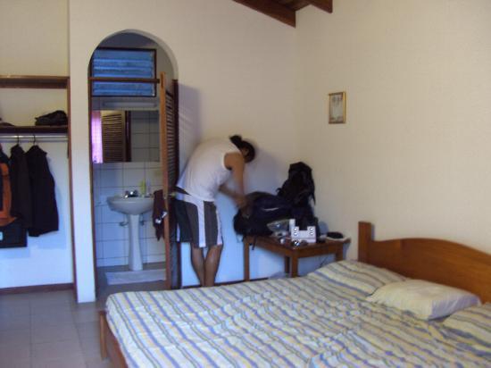 Hotel Las Brisas del Pacifico: Room