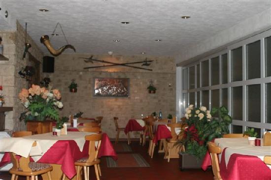 Pfaelzer Stuben : Dinning Room