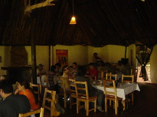 Migunga Tented Camp: Dining Room