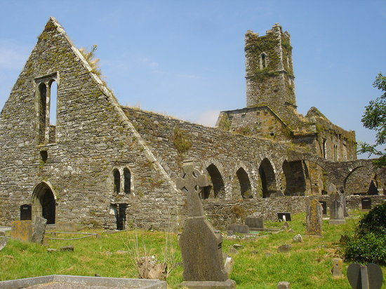 ‪Timoleague Franciscan Friary‬