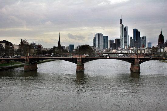 Frankfurt am Main, Deutschland: Frankfurt City