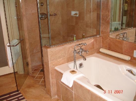 Four Seasons Hotel Singapore: Bathroom Pic 1