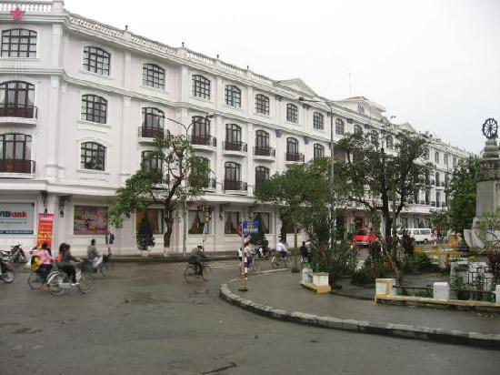 Hotel Saigon Morin: hotel