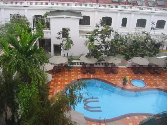 Hotel Saigon Morin: pool