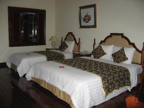 Hotel Saigon Morin: our room