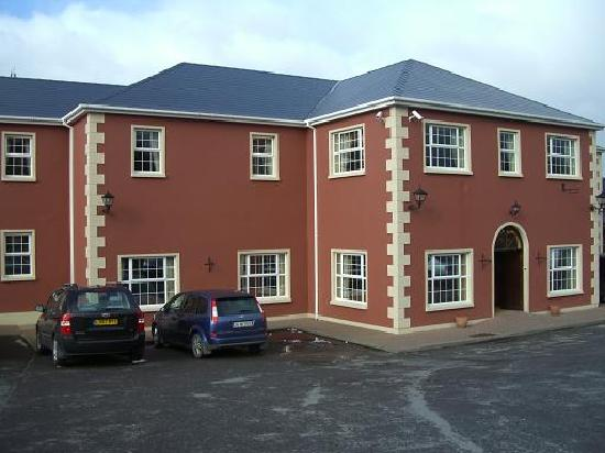 Mulroy Woods Hotel: Milford Inn (March 2008)