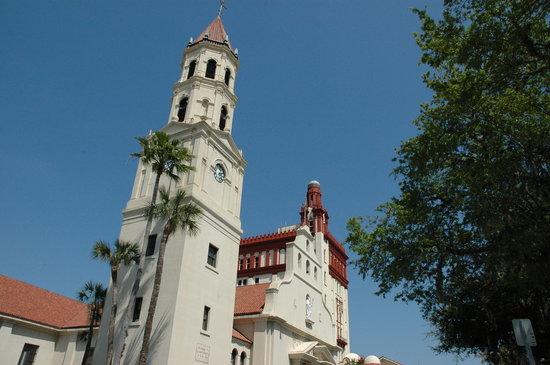 Сент-Огустин, Флорида: ST. AUGUSTINE