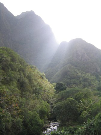 Iao Valley State Monument: Iao Needle State Park, Maui