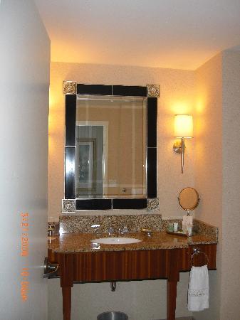 Bathroom picture of loews new orleans hotel new orleans for Bathroom new orleans