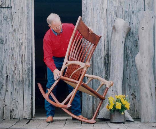 Kerr Arts & Cultural Center Inc.: Tx Furniture Maker Show at KACC
