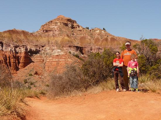 Holiday Inn Express Canyon : Enjoy Palo Duro canyon during your trip!