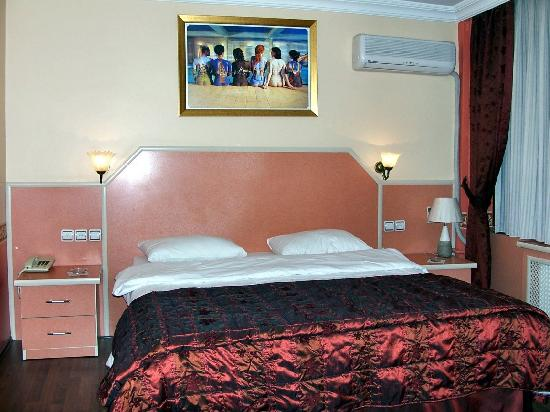 Hotel Eyfel: Double Room - Camera matrimoniale