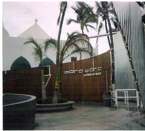 Valentino's & the Fiestaland Complex: Bora Bora 2006