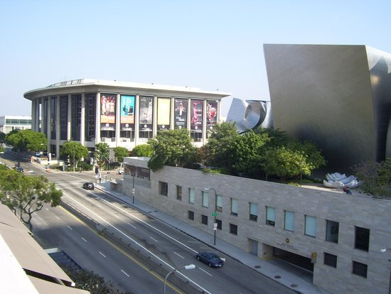 First and Hope: Disney Concert Hall and the Music Center
