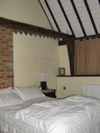 Elvey Farm: Bedroom