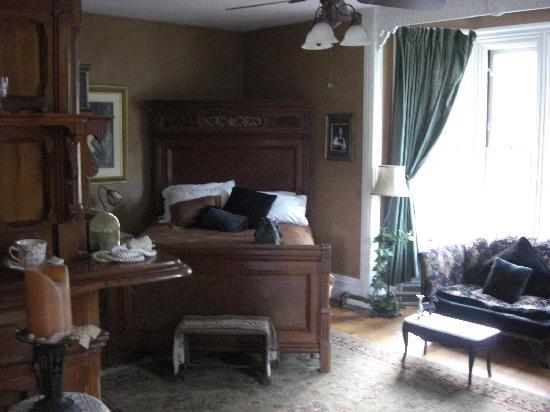 Back Inn Time : Our room