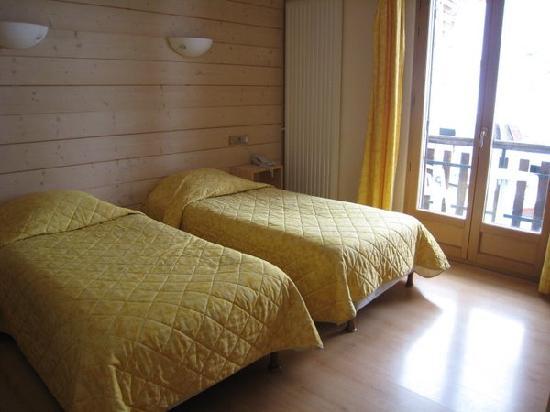 Grand Hotel de Valloire et du Galibier : Une chambre