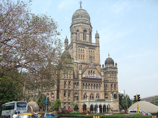 Bombay, India: Mumbai Colonial Architecture