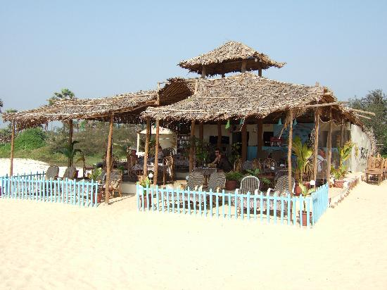 Beach Shack Glosants Picture Of Club Mahindra Varca