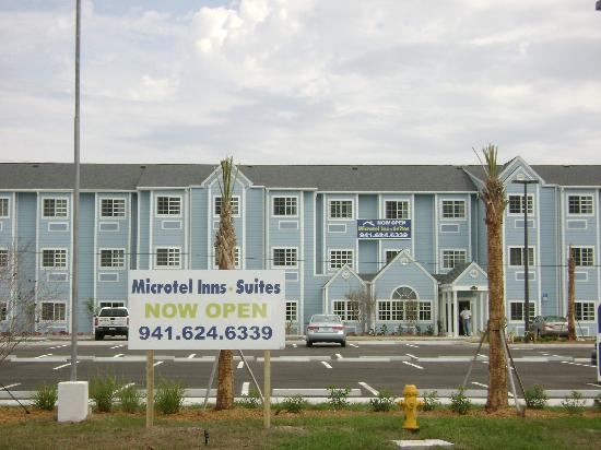 Microtel Inn & Suites by Wyndham Port Charlotte-Punta Gorda: NOW OPEN!!!
