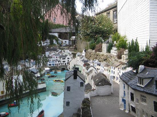 Miniature village polperro picture of looe cornwall tripadvisor - The tiny house village a miniature settlement ...
