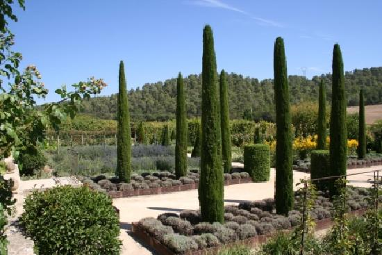 Pertuis, Frankrig: Garden