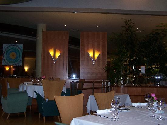 Holiday Inn Brno: One view of restaurant