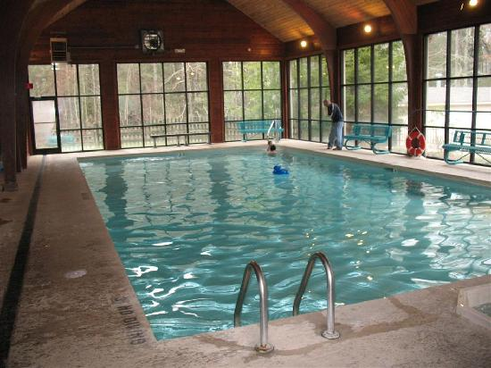 Wyndham Resort at Fairfield Sapphire Valley: Indoor Pool