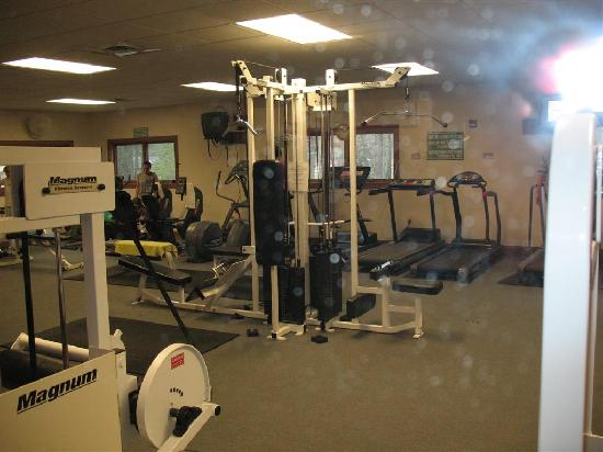 Wyndham Resort at Fairfield Sapphire Valley: Exercise Room