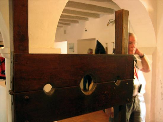 Museo Historico de Cartagena de Indias : Speaks for itself
