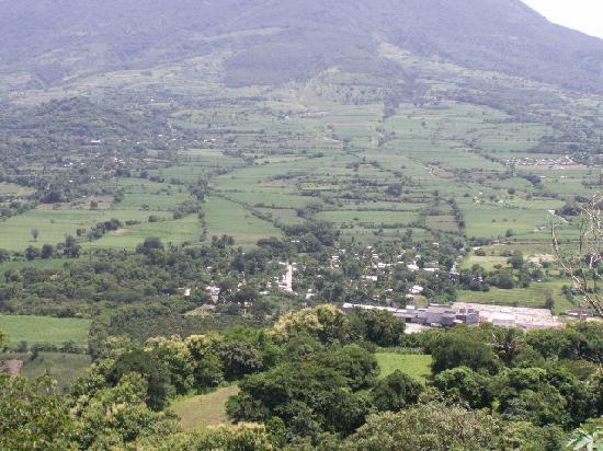 San Vicente, El Salvador: valle del jiboa