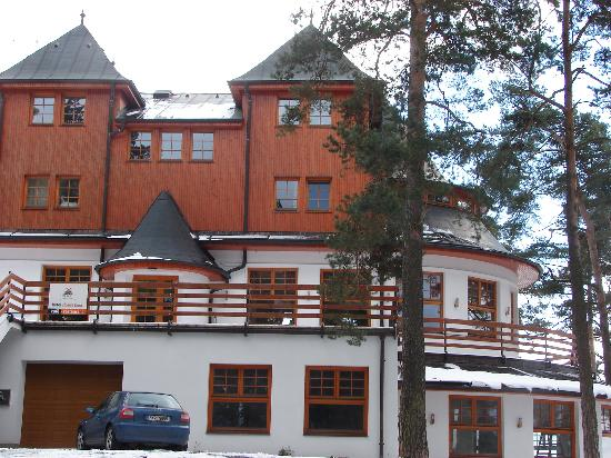 Hotel Vitkova Hora: Hotel VitkovaHora