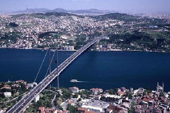 كافكاس هوتل: Bosphorus