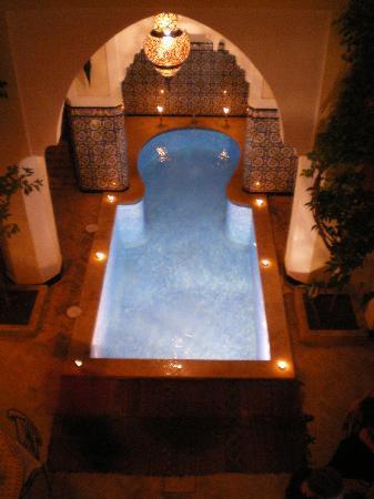 Riad El Sagaya: the swimming pool