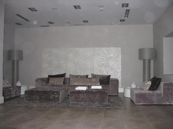 Hotel Termas Balneario Pallares: lounge area