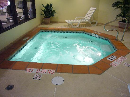 Holiday Inn El Paso Airport: Spa