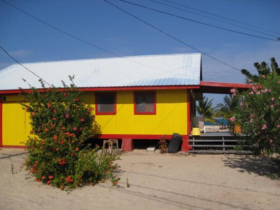 Toucan Lulu Beach Units : Tucan Lulu 1 - It's a souped-up Hot Dog Hut