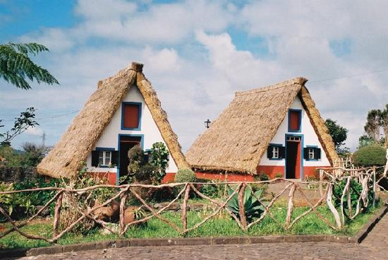 Golden Residence: traditional houses - a bit too touristy